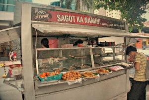 フィリピン 露店