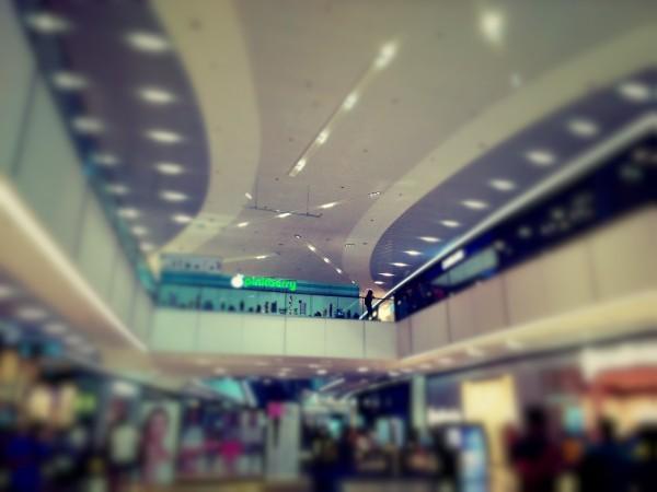 フィリピン ショッピングモール