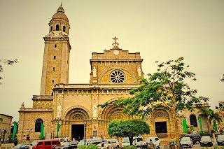 マニラ 教会