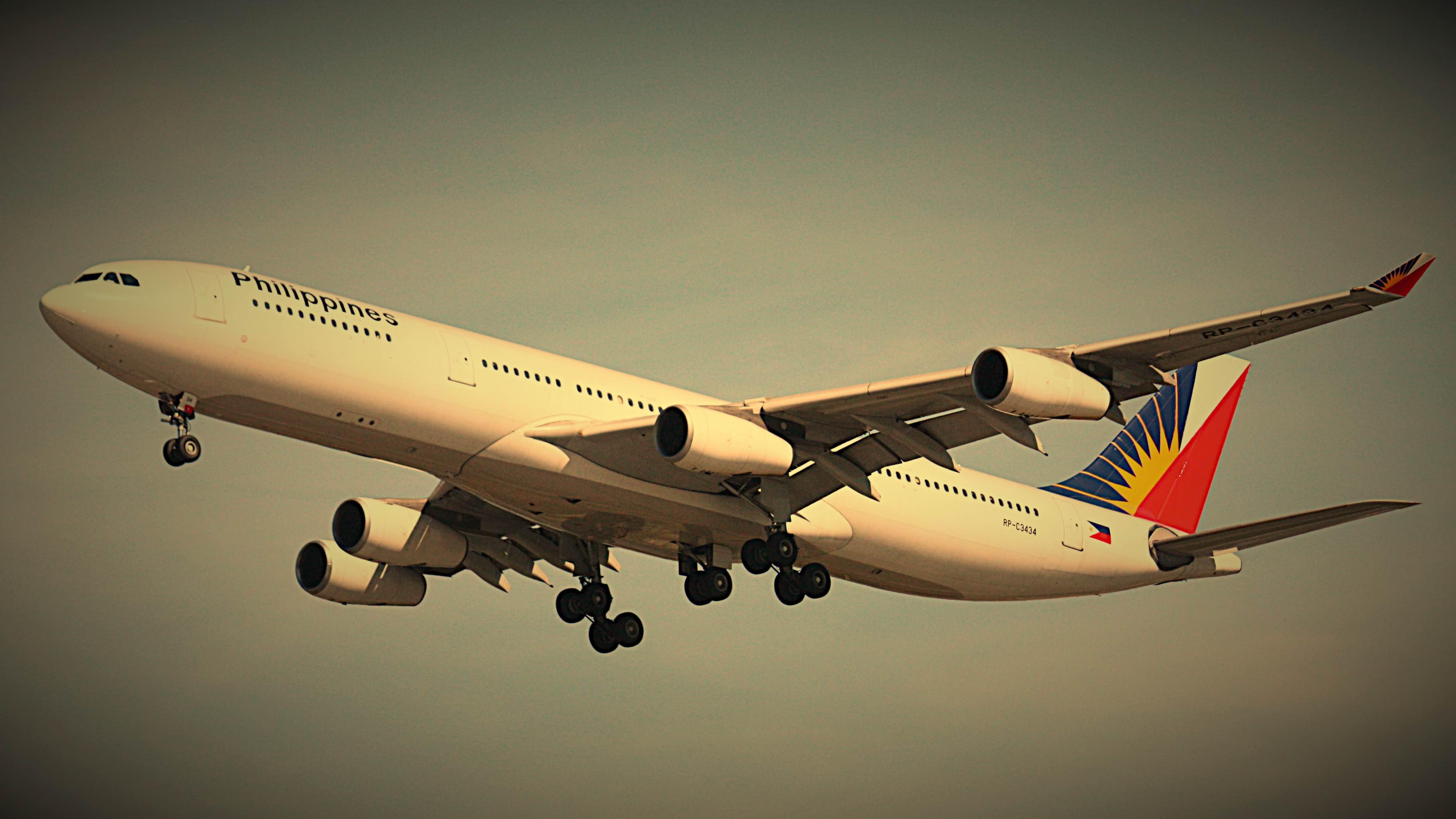 フィリピン・飛行機・セブ・直行