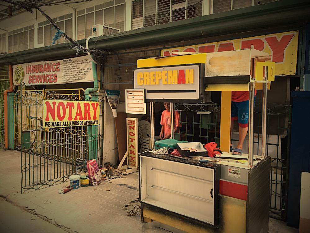フィリピン 公証