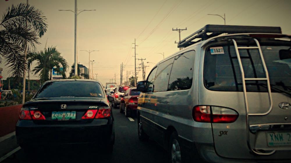 フィリピン 車 生活