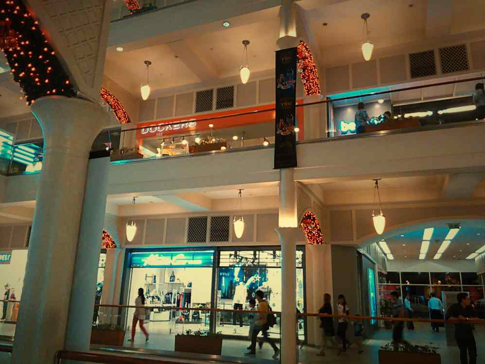 power plant mall