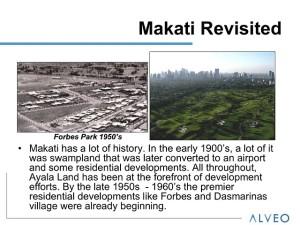 フィリピンの不動産の歴史
