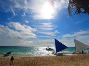 6億ペソのオファー ボラカイ島で感じるグローバリゼーション