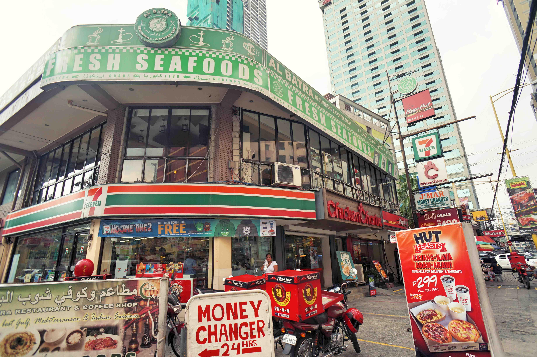 フィリピンらしいお店