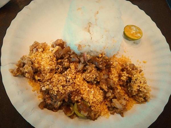フィリピン 国民料理