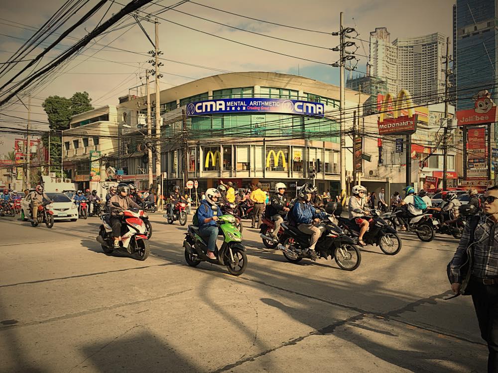 フィリピン 交通
