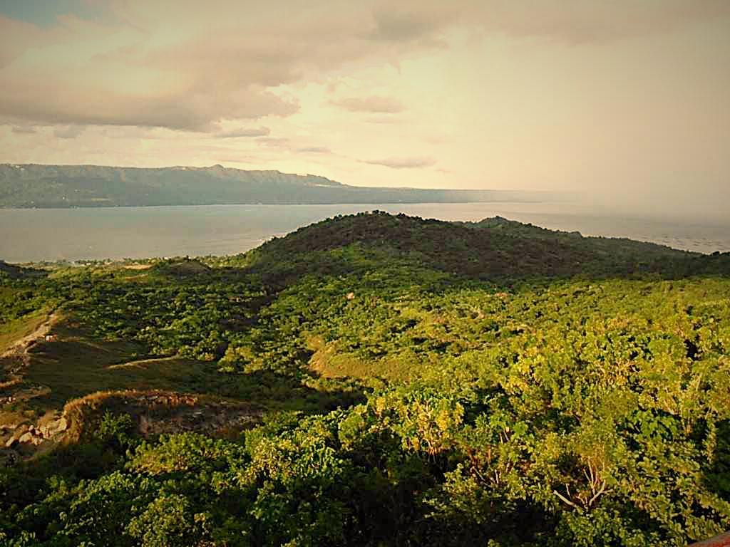 フィリピン 火山